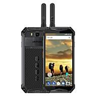 """Ulefone Armor 3T 5.7 인치 """" 4G 스마트폰 (4GB + 64GB 21 mp MediaTek MT6763t 10300 mAh mAh)"""
