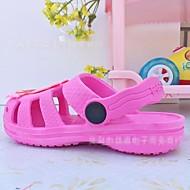 baratos Sapatos de Menina-Para Meninos / Para Meninas Sapatos PVC Primavera Conforto Sandálias para Infantil Fúcsia / Rosa claro / Azul Real