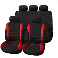 autositzbezüge sitzbezüge rot / grün / blau stoff business / common für universal