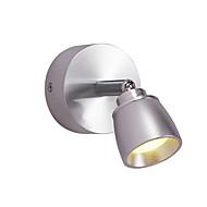 baratos Arandelas de Parede-Proteção para os Olhos LED / Contemporâneo Moderno Luminárias de parede Quarto / Quarto de Estudo / Escritório Alumínio Luz de parede IP44 110-120V / 220-240V 3 W