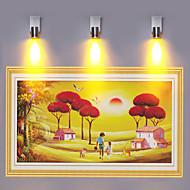 billiga Belysning-Ministil Modern Studierum / Kontor / Inomhus Aluminium vägg~~POS=TRUNC IP44 85-265V 1 W