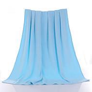 tanie Ręcznik kąpielowy-Najwyższa jakość Ręcznik kąpielowy, Solidne kolory 100% mikrofibra Łazienka 1 pcs