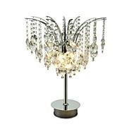 billige Lamper-Moderne Dekorativ Bordlampe Til Soverom Metall 220-240V