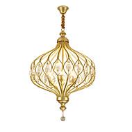 billige Takbelysning og vifter-ZHISHU 6-Light Globe Anheng Lys Opplys Malte Finishes Metall Kreativ 110-120V / 220-240V