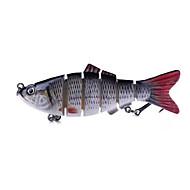 billiga Fiske-1 pcs Hårt bete / Fiskbete / Fiske Verktyg Hårt bete Plastik / Kolstål Enkel att installera / Lätt och bekvämt Sjöfiske / Spinnfiske / Färskvatten Fiske