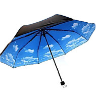 cheap Umbrellas-100g / m2 Polyester Knit Stretch All New Raincoat