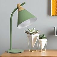 billige Skrivebordslamper-Moderne Moderne Dekorativ Skrivebordslampe Til Soverom Metall 220-240V