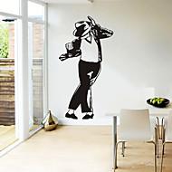 Dekorative Wand Sticker - Menschen Wandaufkleber Landschaften Wohnzimmer / Schlafzimmer / Badezimmer