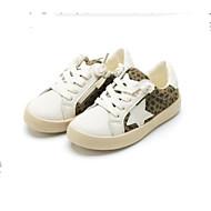 baratos Sapatos de Menino-Para Meninos / Para Meninas Sapatos Microfibra Verão Conforto Tênis para Infantil Marron / Verde