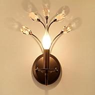billige Vegglamper-Kreativ Land Vegglamper Soverom / Innendørs Metall Vegglampe 220-240V 40 W