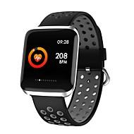 BoZhuo L2 Pro Smart צמיד Android iOS Blootooth ספורטיבי עמיד במים מוניטור קצב לב מודד לחץ דם שעון עצר מד צעדים מזכיר שיחות מעקב שינה תזכורת בישיבה / כלוריות שנשרפו / מצאו את המכשירשלי / Alarm Clock