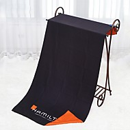 tanie Ręcznik kąpielowy-Najwyższa jakość Ręcznik kąpielowy, Solidne kolory Mieszanka bawełny / poliestru Łazienka 1 pcs