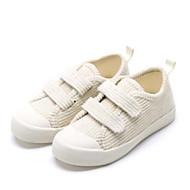 tanie Obuwie chłopięce-Dla chłopców Obuwie Zamsz Zima Wygoda Adidasy Bieganie na Dzieci Biały / Fioletowy / Brązowy