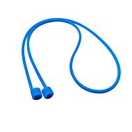 billiga Headsets och hörlurar-Hörlursuttag och tips Full Body Silicone Vit / Svart / Rubinrött 1 pcs