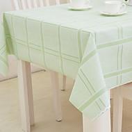 billige Duker-Moderne PVC Kvadrat Duge Stripet Borddekorasjoner