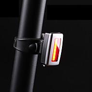 billige Sykkellykter og reflekser-Lampe / Baklys til sykkel - Sykkellykter LED Sykling Bærbar, Holdbar Oppladbart litiumbatteri 200 lm Innebygd Li-batteridrevet Rød Dagligdags Brug / Sykling - Wheel up