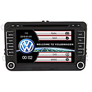 cheap Automotive-520WGNR04 7 inch 2 DIN Windows CE In-Dash Car DVD Player GPS / Touch Screen / Built-in Bluetooth for Volkswagen Support / Subwoofer Output / Games / SD / USB Support / FM Transmitter / MPEG4