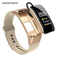 B31 Herren Smart-Armband Android iOS Bluetooth Smart Sport Wasserfest Herzschlagmonitor Blutdruck Messung Stoppuhr Schrittzähler Anruferinnerung AktivitätenTracker Schlaf-Tracker / Schwerkraft-Sensor