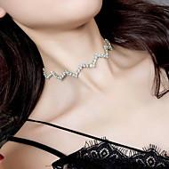 Mujer Legierung Collares / Gargantilla - Simple / Coreano / Festivos