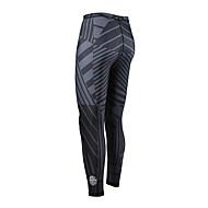 SLINX Hombre Pantalones de neopreno 2mm Licra Prendas de abajo Impermeable Secado rápido Natación Buceo Submarinismo Rayas Letra y Número Otoño Primavera Verano / Invierno / Alta elasticidad