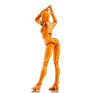 Displaymodeller Posable Art Mannequin Kunstforsyninger Sjov Kunstnerisk Klassisk Høj kvalitet Drenge Gave