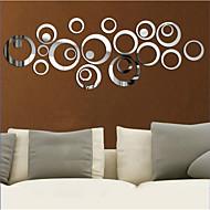 Dekoratif Duvar Çıkartmaları - 3D Duvar Çıkartması / Duvar Stikerları Şekiller Oturma Odası / Yatakodası / Mutfak