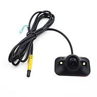 ללא מסך (פלט ידי APP) לא זמין 480TVL 720 x 480 1/4 אינץ 'CMOS PC7030 חוטי 170 מעלות רכב היפוך צג עמיד במים / חבר ושחק ל מכונית