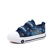 Garçon Chaussures Toile Printemps / Eté Confort Basket pour Enfants Bleu de minuit / Rose / Bleu clair