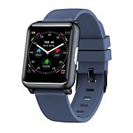 KUPENG H9 Unisex Smartwatch Android iOS Bluetooth Smart Sport Wasserfest Herzschlagmonitor Blutdruck Messung Schrittzähler Anruferinnerung AktivitätenTracker Schlaf-Tracker Sedentary Erinnerung