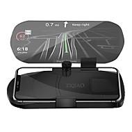 Ziqiao автомобиль HUD Head Up Display скорость предупреждение GPS навигация кронштейн HUD для смарт-мобильный телефон автомобильная подставка складной держатель