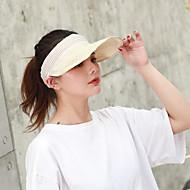 Per donna Attivo / Essenziale / stile sveglio Cappello da sole Tinta unita
