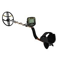 høy følsomhet høy ytelse metall detektor tx-850 underjordisk metall detektor skattejeger metall finder verktøy med øretelefon