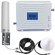cheap -2G/3G/4g Mobile Signal Repeater Signal Amplifier  Signal Booster 900/1800/2100 Dual band GSM/DCS/WCDMA