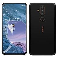 "NOKIA X71 6.39 inch "" 4G Smartphone ( 6 GB. + 64GB 48+5 mp Snapdragon 660 3500 mAh mAh )"