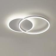 povoljno -Noviteti Flush Svjetla Aluminij 110-120V / 220-240V Meleg fehér / Bijela / Zatamnjen daljinskim upravljačem