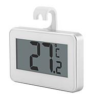 lcd digital skjerm presisjon kjøleskap termometer kjøleskap fryser med justerbar stativ magnet vanntett digitalt termometer