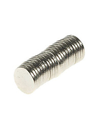 cheap -20 pcs 8mm Magnet Toy Magnet Toy / Neodymium Magnet / Super Strong Rare-Earth Magnets Iron / Metal Gift