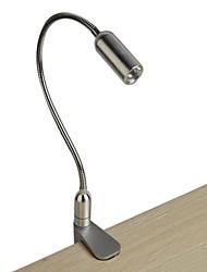 baratos -Moderno/Contemporâneo Com Pinça LED Luminária de Mesa Para Metal 110-120V 220-240V