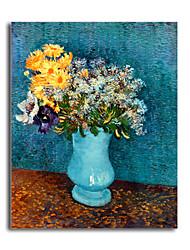 economico -Dipinta a mano Riproduzione Un Pannello Tela Hang-Dipinto ad olio For Decorazioni per la casa