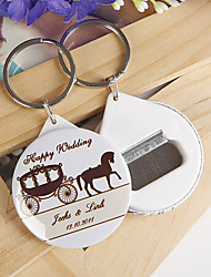 cheap -Fairytale Theme Keychain Favors Plastic Keychains - 12