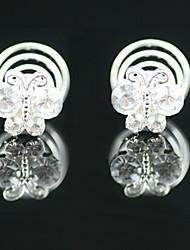 billige -Legering Hair Pin med 1 Bryllup / Speciel Lejlighed / udendørs Medaljon