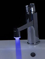 Farbwechsel führte eine Klasse abs verchromt Wasserhahn Sprayer Düse (universelle Kompatibilität)