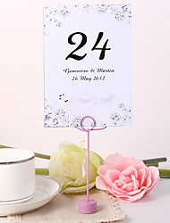 cheap -Personalized Table Number Card - Carriage