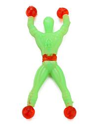 Homem flexível tamanho mini plástico