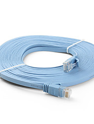 CAT6 1,35 mm Super-Slim-LAN-Kabel (10 Meter)