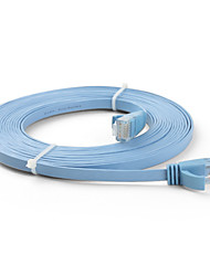 preiswerte -CAT6 1,35 mm Super-Slim-LAN-Kabel (5 Meter)