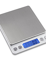 Mini 2000G 0.1G Precision Digital Jewelry Scale Weight Electronic Pocket Balance