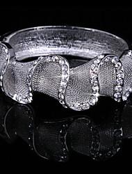 mode damemønster armbånd bryllupsfest elegant feminin stil
