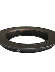 M42 Lens for Canon EOS EF 50D 450D 500D 1000D 5D Adapter