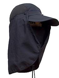 Недорогие -Кепка для рыбалки Кепка с защитой от UV-лучей Caps Велоспорт Быстровысыхающий Защита от солнечных лучей Жен. Муж.